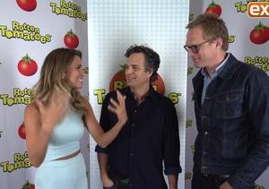 Comic-Con 2014: Mark Ruffalo & Paul Bettany Show Their 'Avengers' Bromance