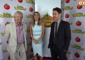 Comic-Con 2014: Michael Douglas & Paul Rudd Talk 'Ant-Man' Costume