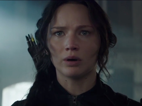 Watch the First 'Hunger Games: Mockingjay – Part 1' Teaser Trailer!