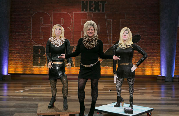 Watch! The 'Long Island Medium' Gets Turned Into a Cake on 'Next Great Baker'