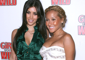 Celebrity Feud: Adrienne Bailon Hits Back at Kim Kardashian
