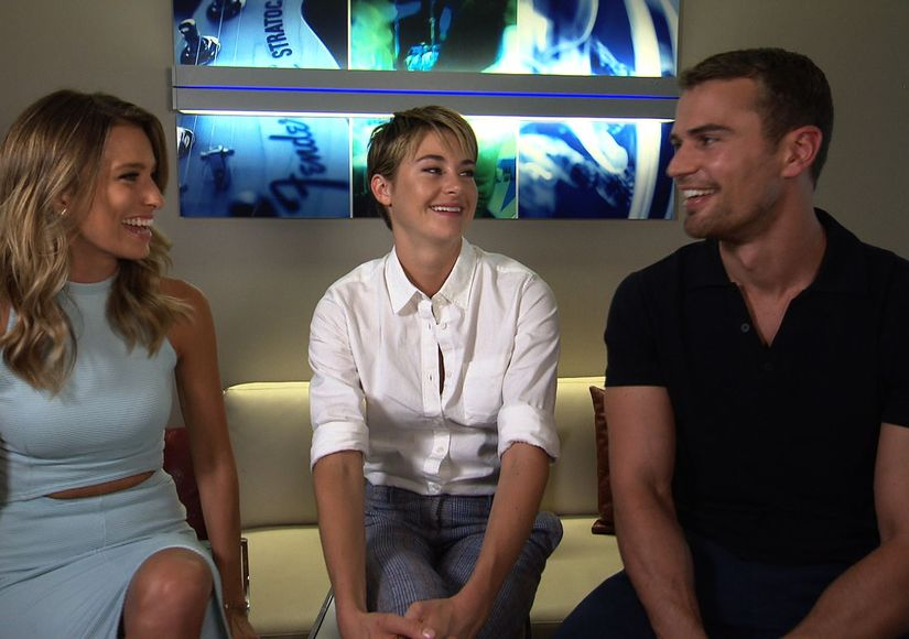 'Insurgent' and 'Divergent' Sound Like Very Different Movies