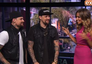 Benji Madden Plays Coy About Vacation Pics with GF Cameron Diaz