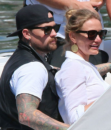Newlyweds Who Brunch! New Details on Cameron Diaz and Benji Madden's Married Life