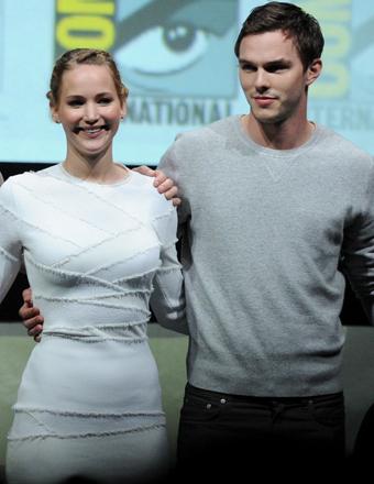 Jennifer Lawrence and Nicholas Hoult Split… Again