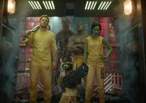 'Guardians of the Galaxy' Mania! Rocket's 'Fake Laugh,' Groot, Chris…