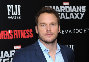 Chris Pratt Raps Like Eminem, Disses Orlando Bloom