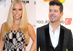 How Kendra Wilkinson Is Coping and How Robin Thicke Got Involved