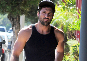 Maksim Chmerkovskiy stopped by Hammer & Nails, a nail salon for men, in…
