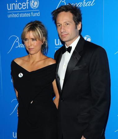 David Duchovny and Tea Leoni Finalize Divorce