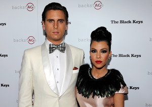 Kourtney K. and Scott Disick: Briefcase Full of Cash Stolen!