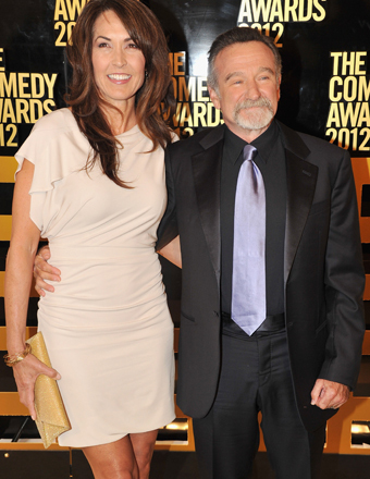 Robin Williams' Widow Reveals His Shocking Health Secret