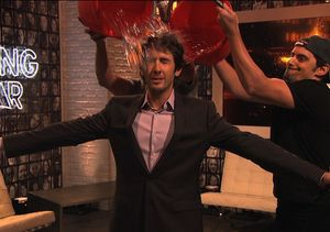 Josh Groban Takes the ALS Ice Bucket Challenge