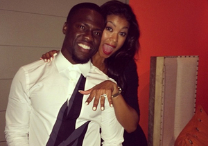 Kevin Hart Engaged to Eniko Parrish! Watch Romantic Proposal Video