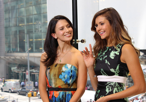 Nina Dobrev on Intimidating Guys, 'Let's Be Cops,' and the New Season of…
