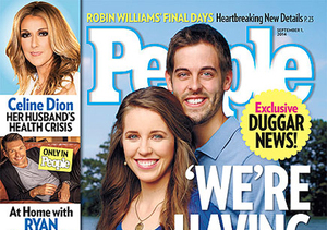 '19 Kids and Counting' Star Jill Duggar Is Pregnant!