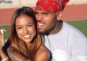 Does Chris Brown Want a Baby with Karreuche Tran?