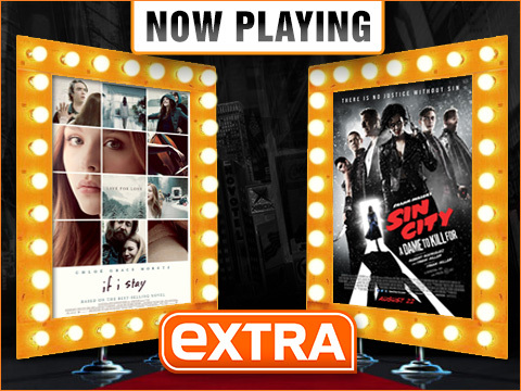 Now Playing Live Movie Reviews: 'Sin City 2' vs. 'If I Stay'