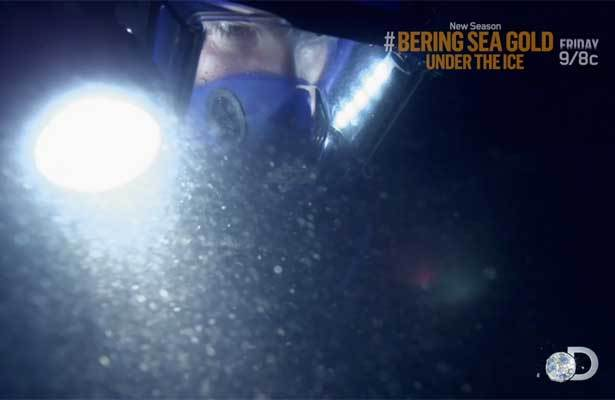 'Bering Sea Gold' Sneak Peek! What Happens When You're Trapped Under Ice