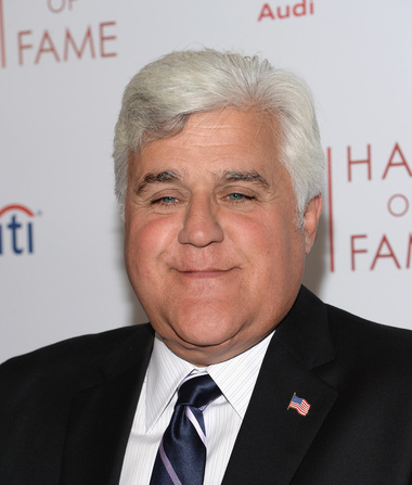 Jay Leno Enjoying Life After the 'Tonight Show'