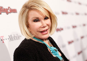 Legendary Comedian Joan Rivers Dies at 81