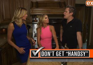 New Co-Host Charissa Thompson Goes Through 'Extra' Bootcamp!