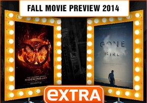 Now Playing Live Movie Reviews: 2014 Fall Movie Preview