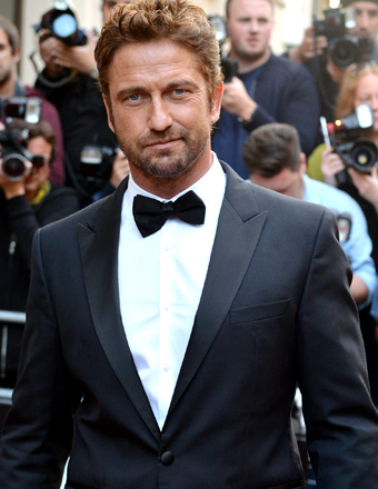 Gerard Butler Will Take Most Eligible Bachelor Title… for Now