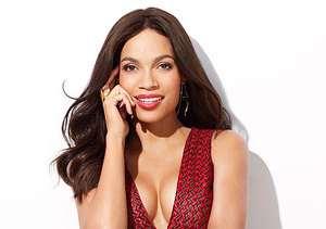Rosario Dawson Says She's a 'Touch Person' in Relationships