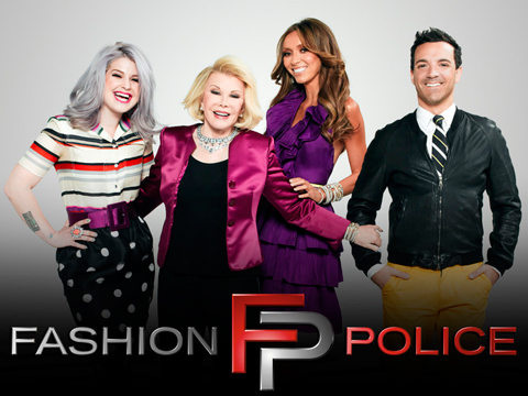 Will Fashion Police Continue Without Joan Rivers