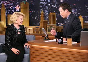 Late-Night Hosts Honor Joan Rivers with Touching Tributes