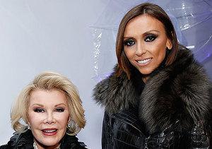 Giuliana Rancic Says Joan Rivers Helped Her Battle Breast Cancer