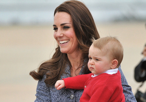 Kate Middleton Expecting Royal Baby No. 2 in April