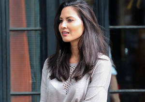 Olivia Munn was seen leaving The Bowery Hotel and heading to the U.S. Open in…