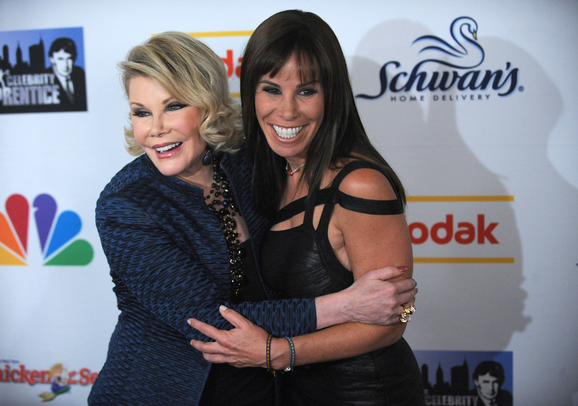 Read Melissa Rivers' Funny Eulogy 'Letter' for Mom Joan Rivers