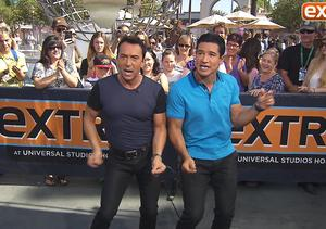 'DWTS' Judge Bruno Tonioli Dances with Mario Lopez, Previews the New Season of…