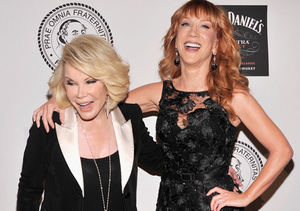 It's Official! Kathy Griffin to Replace Joan Rivers as 'Fashion Police' Host