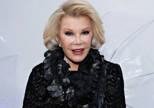Joan Rivers Receives Posthumous Grammy Nomination!