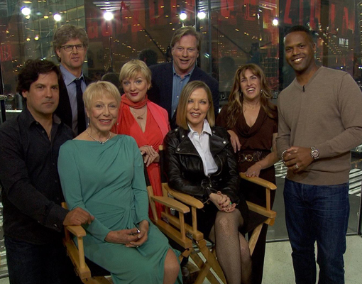 'Little House on the Prairie'! See the Cast Reunion