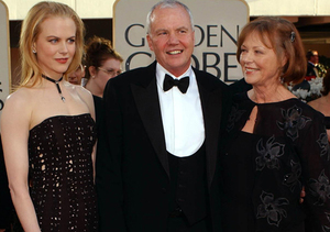 Nicole Kidman's Father Dies After Fall in Singapore