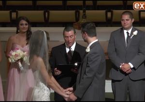 Wedding Highlights! Katherine Webb Marries AJ McCarron