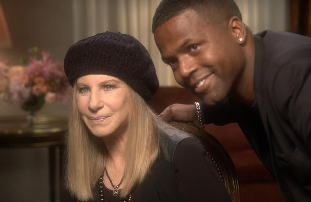 Barbra Streisand Is Ready for a Female President
