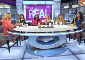 Tracey Edmonds Gets 'The Real' Treatment