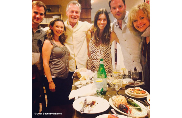 See the '7th Heaven' Cast Reunion!