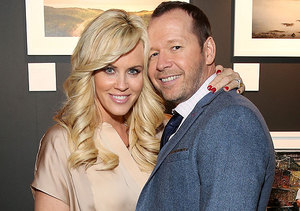 Video! Donnie Walhberg & Jenny McCarthy's First Appearance Since Wedding