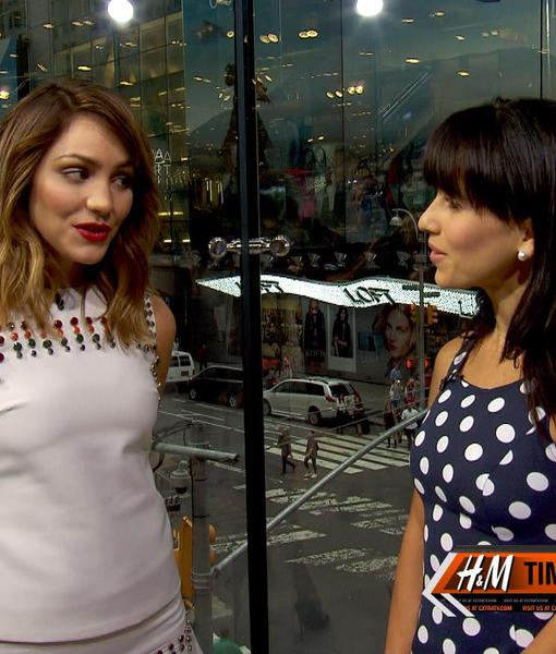 Katharine McPhee Dishes on Her New Show, 'Scorpion'