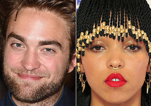 Rumor Bust! Robert Pattinson NOT 'Binge' Drinking with FKA Twigs