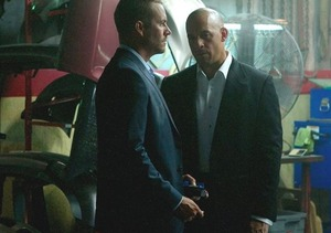 'Fast & Furious 7': Vin Diesel Says the Film Is 'Incredible,' Shares Paul Walker Pic