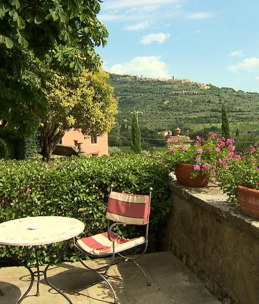 Take a Tour of Il Falconiere, an Incredible Tuscan Relais Châteaux Resort