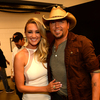 Jason Aldean and Brittany Kerr Are Engaged, Y'all!